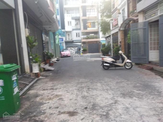 Bán nhà nát hẻm xe hơi Trường Sa, Quận Phú Nhuận tiện xây mới ảnh 0