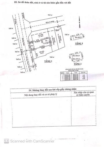 Lô biệt thự góc 2MT diện tích lớn, ngay sau lưng chợ Thạch Đà. KDC hiện hữu, trí thức ảnh 0