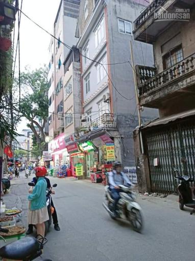 Siêu phẩm nhà mặt phố Mễ Trì Thượng, kinh doanh sầm uất, cần bán gấp giá tốt 6,38 tỷ có TL ảnh 0