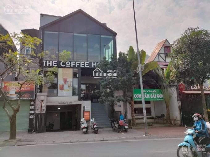 Chính chủ bán gấp nhà đẹp nhất mặt phố Hoàng Cầu. DT 250m2, mặt tiền 8m5, mặt hồ Hoàng Cầu ảnh 0