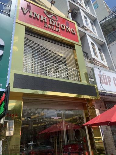 Bán nhà góc 2MT Đặng Dung, P. Tân Định, Q.1. DT: 4,2x22m xây dựng: Hầm 5 lầu, giá chỉ 36 tỷ TL ảnh 0