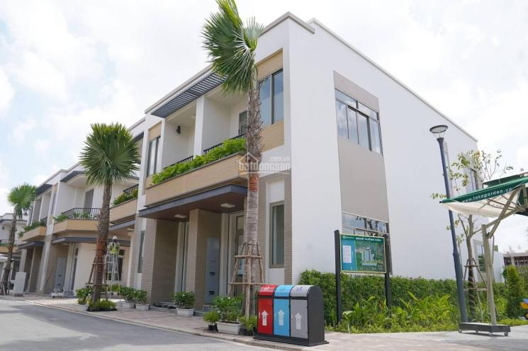 Covid giá nhà giảm sốc! Nhà phố chuẩn Nhật đầu tiên tại Long An, giá 1,6 tỷ/căn (công chứng ngay) ảnh 0