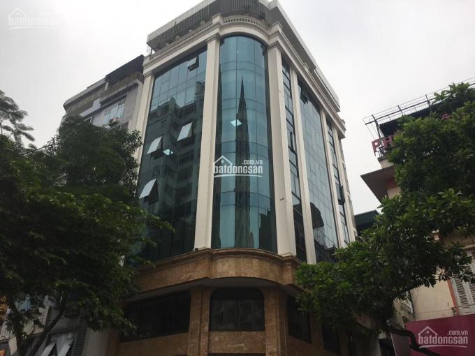 Nhà mặt phố Huế - Q. Hai Bà Trưng, DT 210m2 x 7 tầng thang máy, MT 7.5m, giá 88 tỷ ảnh 0