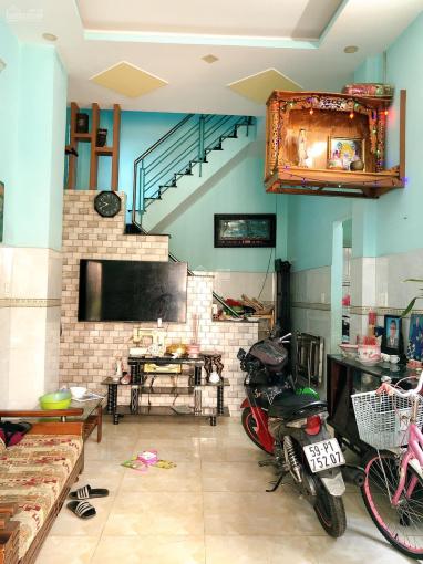 Bán nhà HXH, Tân Hòa Đông, Quận 6, 4 lầu, 4.2 tỷ ảnh 0