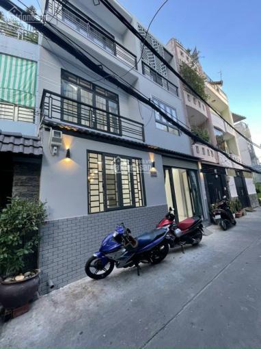 Bán nhà HXH Hoàng Hoa Thám, Phường 5, Phú Nhuận DTCN 42m2(6x7m) 3 tầng 4PN 4WC. Giá 6.5 tỷ TL ảnh 0