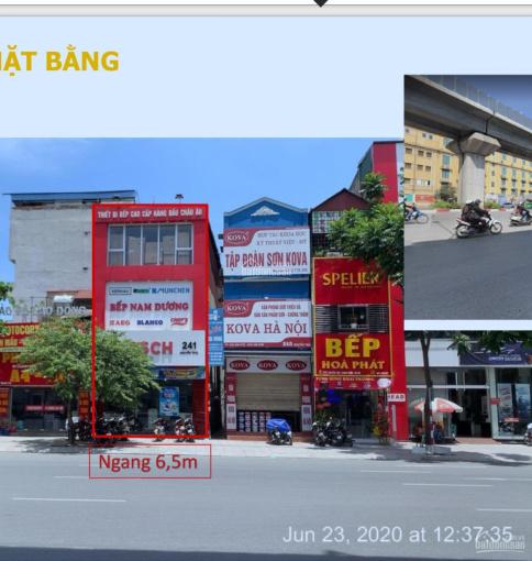 Chính chủ cần cho thuê nhà mặt đường Nguyễn Trãi lâu dài mặt tiền 6.5m, diện tích 150m2 ảnh 0