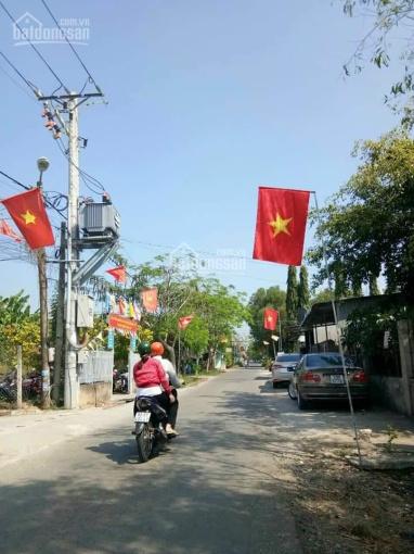 Bán đất mặt tiền Hòa Bình, Vĩnh Thanh, Nhơn Trạch, 267m2, có 50m2 thổ, giá rẻ ảnh 0