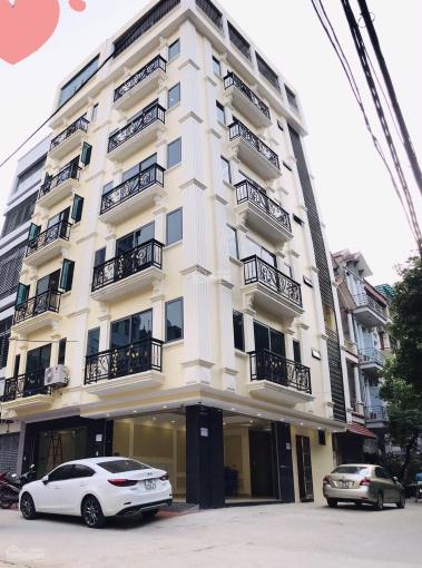 CC xịn duy nhất bán nhà phố Mạc Thái Tổ 7 tầng - gara ô tô - thang máy kinh doanh - diện tích 45m2 ảnh 0