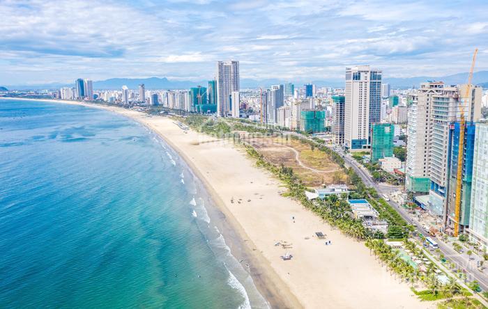Căn hộ cao cấp 3PN mặt tiền biển Mỹ Khê giá chỉ từ 59 tr/m2 chiết khấu 3% ảnh 0