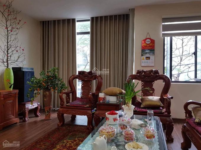Bán nhà mặt ngõ ô tô 72 Nguyễn Trãi cạnh Royal City 55m2 nhà 5 tầng đẹp hiện đại nhiều ánh sáng ảnh 0