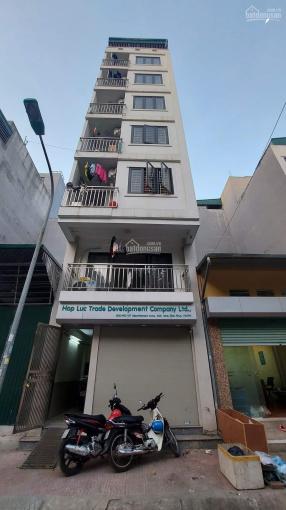 Phân lô ô tô tránh - vỉa hè - view sân chơi - 8 tầng thang máy - 13 phòng khép kín ảnh 0