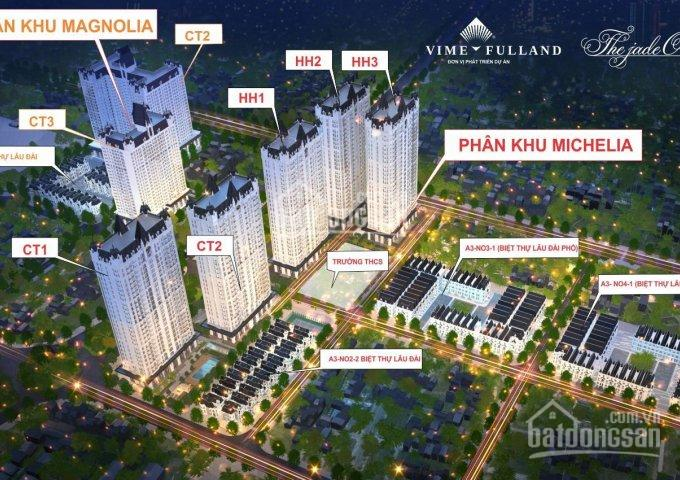Suất ngoại giao The Jade Orchid chung cư cao cấp view công viên Hòa Bình chỉ từ 2,5 tỷ ảnh 0