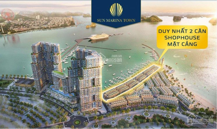 Sun Marina Plaza Hạ Long: Độc quyền 2 suất ngoại giao mặt cảng và vịnh du thuyền Hạ Long, giá đợt 1 ảnh 0