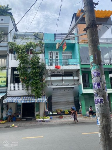 Cần bán gấp nhà MTKD đường Trần Khắc Chân, P. Tân Định, Q.1 ảnh 0