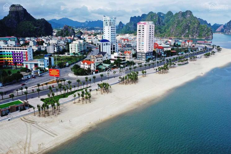 Chính chủ cần chuyển nhượng lại ô đất cột 5 - cột 8 đường bao biển Vịnh Hạ Long 100% view vịnh ảnh 0