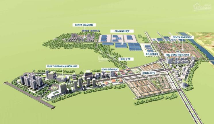 Centa Riverside, khu đô thị đẳng cấp, tháng 7 mở bán giá gốc chủ đầu tư Từ Sơn, Bắc Ninh ảnh 0