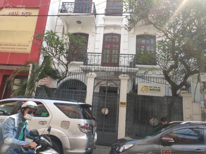 Cho thuê nhà hẻm 8m 185 đường 3 Tháng 2 đối diện nhà hát Hòa Bình, thông qua Điện Biên Phủ, Quận 10 ảnh 0
