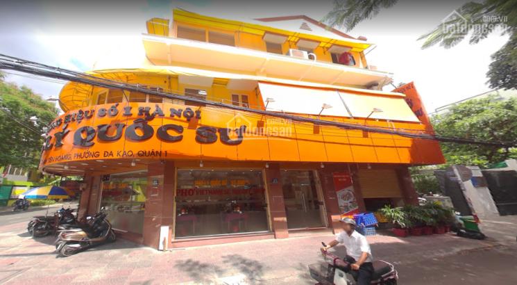 Cho thuê góc 2 MT Đinh Tiên Hoàng, Q1 3 tầng nhà mới giá cực rẻ LH: 0907868354 ảnh 0