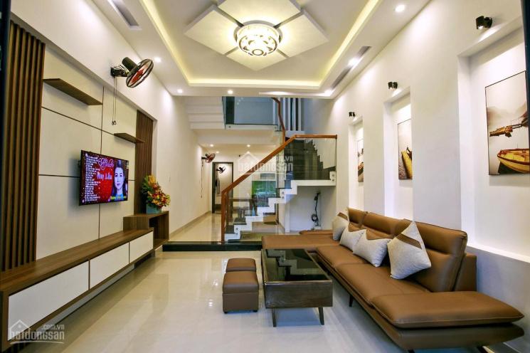 Cho thuê nhà nguyên căn 3 tầng ngay bờ hồ Tân An đầy đủ nội thất, giá 15 tr/tháng, đường lớn 16.5m ảnh 0