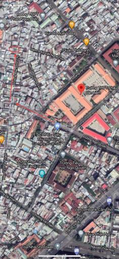 Bán nhà ngay góc 2 mặt tiền khu vực 4 phường An Cư (học Lê Quý Đôn) ảnh 0