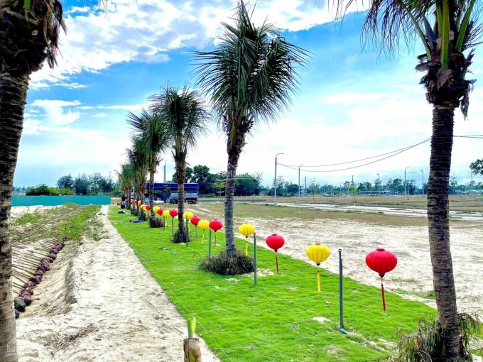 Đất nam Đà Nẵng - ven sông, kề biển giá rẻ nhất khu vực ảnh 0