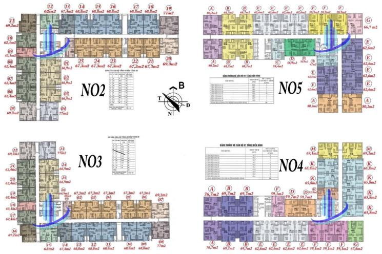 Chính chủ cần bán căn 10 N04 CC Ecohome 3 DT: 69.1m2 giá 1.850 tỷ. LH: 0971285068 ảnh 0