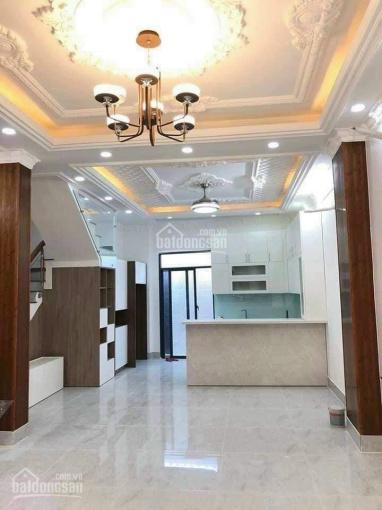 Tôi cần bán căn nhà phố khu Petechim Huỳnh Tấn Phát, Nhà Bè, diện tích 6.4m x 13m, giá 5,8 tỷ TL ảnh 0