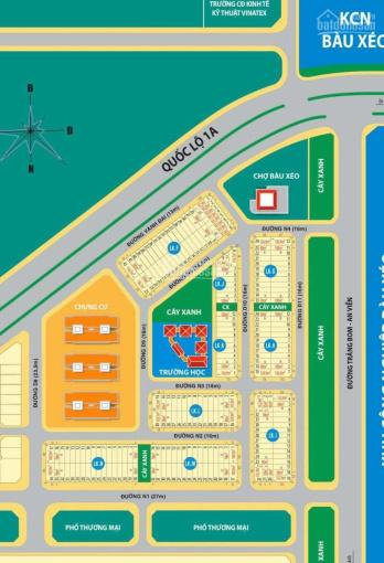 Dự án khu dân cư Bàu Xéo, ngay đầu tư cam kết lợi nhuận, SHR ảnh 0