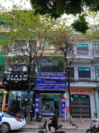 Chính chủ cần bán nhà mặt phố Trần Hưng Đạo - Thái Bình nhà đang cho thuê 4,5tr/th LH: 0392112493 ảnh 0