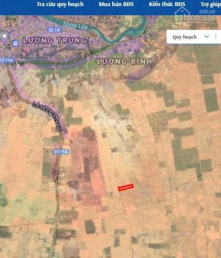 Bán 15.297m2 đất vườn xã Hoà Thắng gần khu dân cư, mặt tiền đường vi vu ảnh 0
