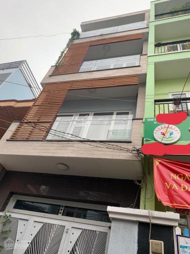 Bán nhà Trần Xuân Soạn, quận 7, 77m2, 4 tầng, 8 tỷ 7 TL ảnh 0