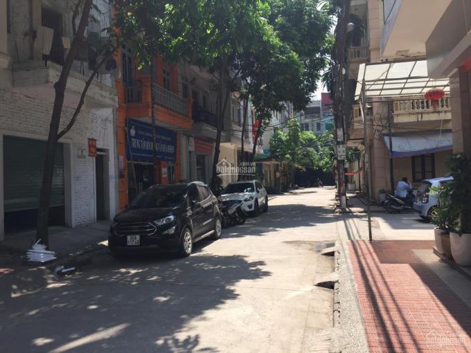Cần bán gấp nhà 6 tầng phố Nguyễn Khả Trạc. Diện tích 180m2 vị trí đẹp giá hợp lý ảnh 0