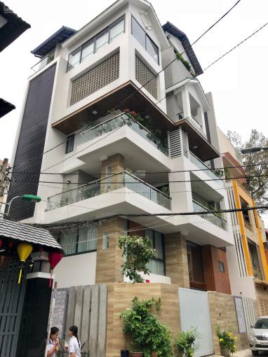 Bán HXH Thành Thái, P14, Q10, (6.11x41m) công nhận 248m2, GPXD: Hầm, 7 tầng, 28.2 tỷ ảnh 0