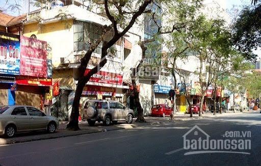 Bán nhà mặt phố Nguyễn Thái Học 152m2, MT 5,5m 0918716556 ảnh 0