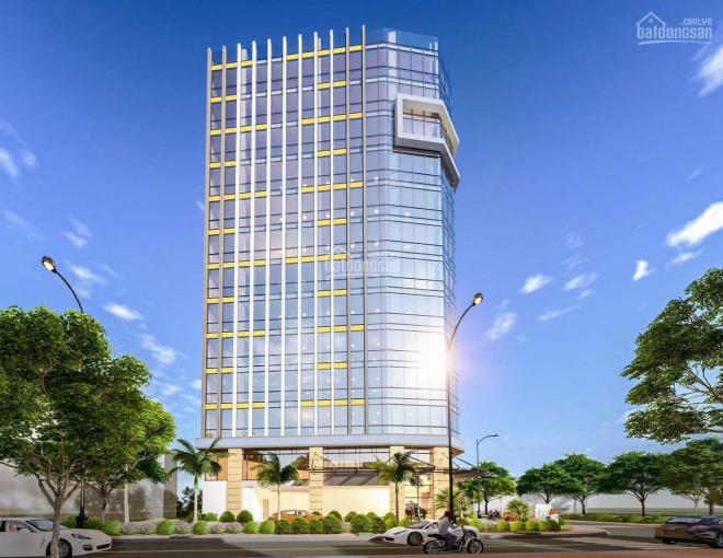 Cho thuê bulding văn phòng MT đường Phó Đức Chính, Q1. DT: 12x38m(NH 25m) 2H, 10 tầng 2,07 tỷ ảnh 0