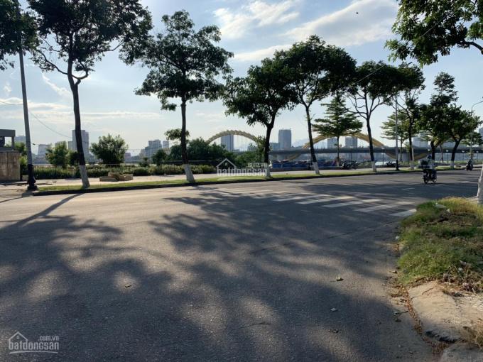 Bán đất MT Hà Thị Thân gần cầu Rồng và sông Hàn, khu trung tâm quận Sơn Trà ảnh 0