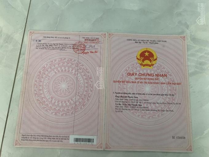 Bán đất Trần Thị Ngon, Long Thượng, trường học Hưng Long trả trước 550tr (5*18m) SH công chứng ngay ảnh 0