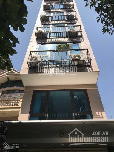 Bán nhà phân lô đường Bưởi, Phường Vĩnh Phúc, Ba Đình 60m2 7 tầng 1 tum mặt tiền 5,3m ảnh 0