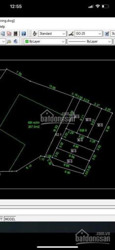 Bán gấp 6 lô đất Hữu Lê, Hữu Hòa, Thanh Trì, DT 30m2, cách đường ôtô tránh vài bước. Giá bán 1,5 tỷ ảnh 0