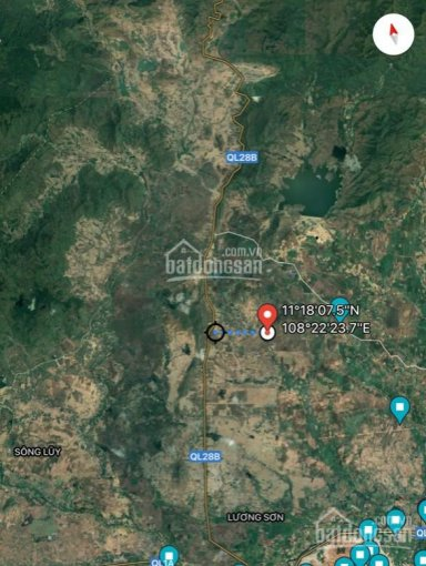 Chính chủ bán lô đất view suối, ngay QL 28B, giá 70.000đ/m2 - SHR ảnh 0