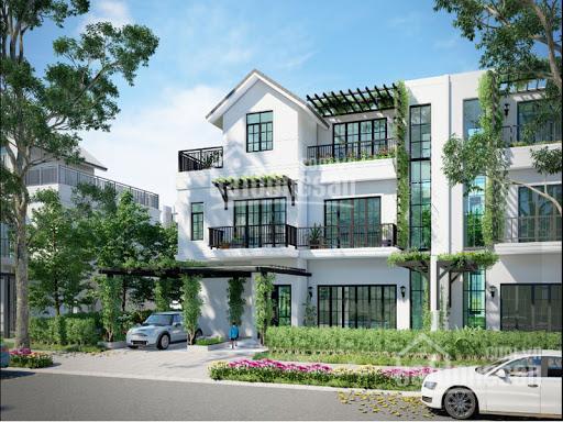 Biệt thự song lập, đơn lập khu đẹp nhất dự án Xanh Villas có bể bơi diện tích 200m2 - 300m2 giá 6 ỷ ảnh 0