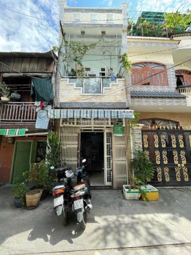 Bán nhà hẻm ôtô 5m - Phú Thọ - Q. 11 - 2 lầu đúc - 36m2 - Gần cầu vượt Cây Gõ - giá 4.75tỷ ảnh 0
