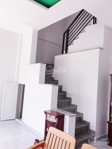 Bán nhà 1 lầu, 1 trệt, P. Thạnh Lộc, Q12, giá 4,25 tỷ ảnh 0