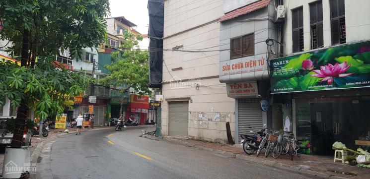 Cho thuê mặt bằng tầng 1,2,3 mặt phố Trần Quốc Vượng, diện tích 200m2 mặt tiền 22m ảnh 0