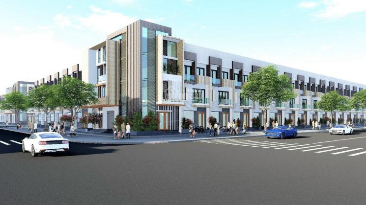 Chỉ với 17 triệu/m2 sở hữu ngay nhà đẹp tại trung tâm thành phố Cồn Khương Diamond City Cần Thơ ảnh 0