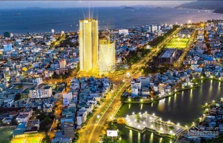 Căn hộ Hưng Thịnh Grand Center số 1 Nguyễn Tất Thành, Quy Nhơn, CK 5 - 20%. LH 0943604897 Đình Tú ảnh 0