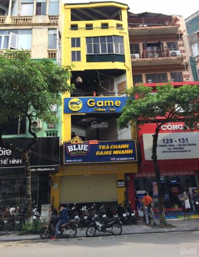 Chính chủ cho thuê nhà mặt phố Lê Thanh Nghị, 55m2 - LH 0916478582 ảnh 0