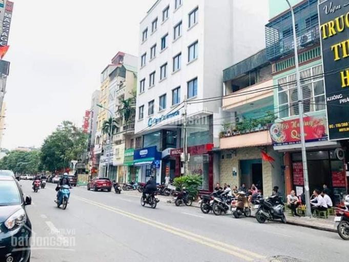 Cần bán gấp nhà mặt phố Phan Kế Bính 35m2 5T MT 4.5m 7.8 tỷ thang máy vỉa hè 5m nhà 3 mặt thoáng ảnh 0
