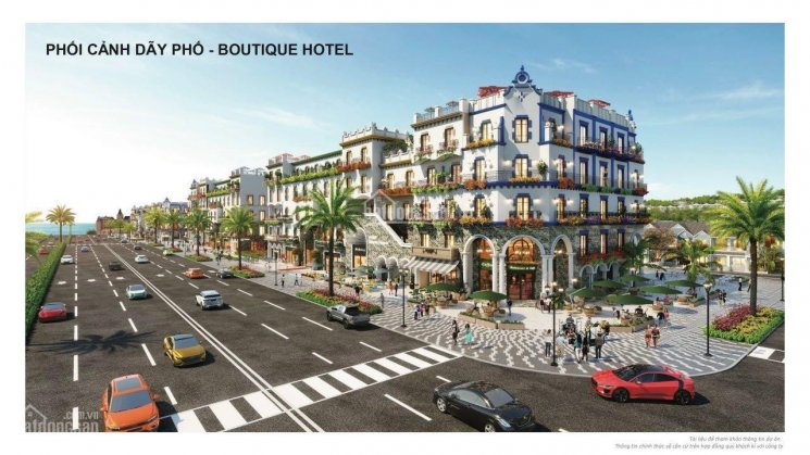 Duy nhất 1 căn góc dãy 2 Bouticque Hotel Nova Phan Thiết ảnh 0