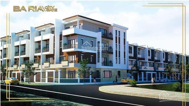 Chính chủ cần bán nền liên kế dự án Bà Rịa City Gate DT 110m2, giá bán 1,7 tỷ LH: 093123124 ảnh 0